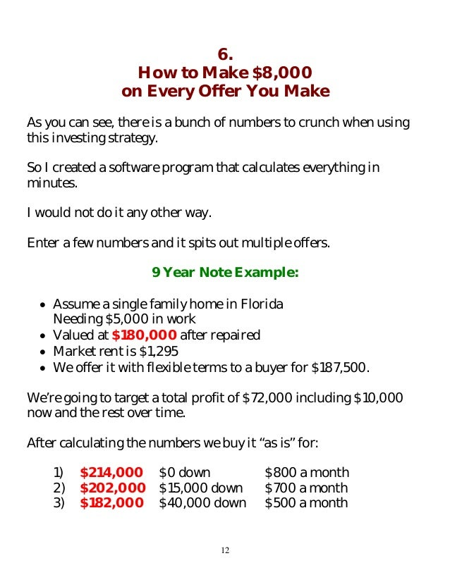 How to Write a Winning Offer Letter