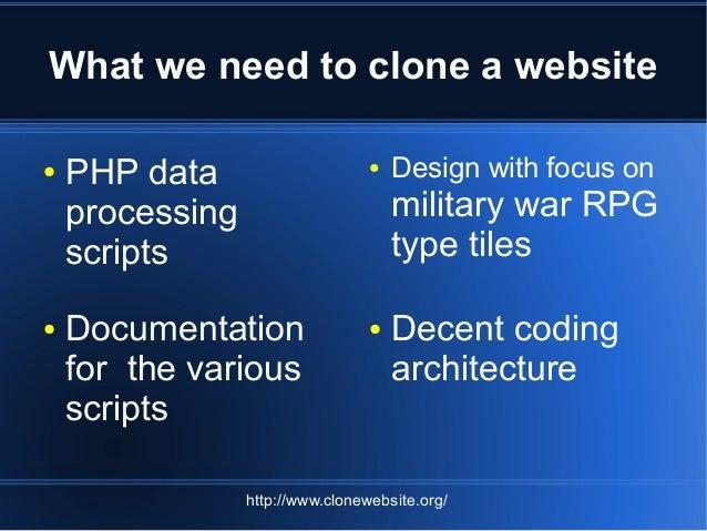 how to make a net website