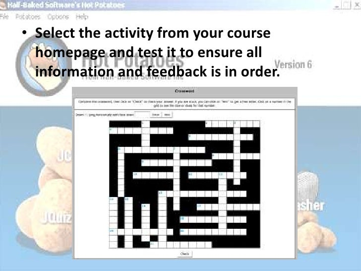 how to make a crossword puzzle online