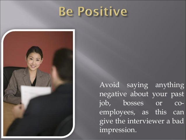 how to make good interviews