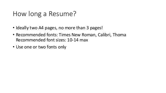 smallest font size for resume - Heart.impulsar.co