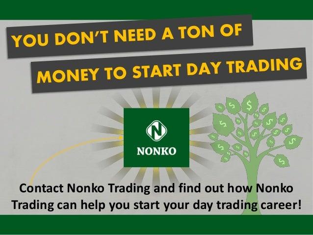 Naked option trading