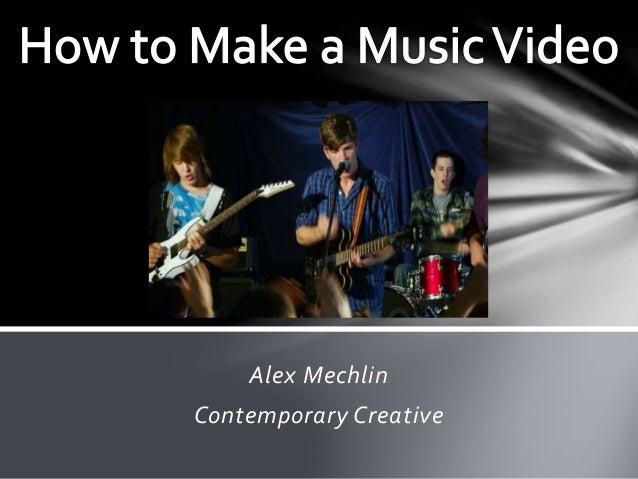 Alex Mechlin Contemporary Creative
