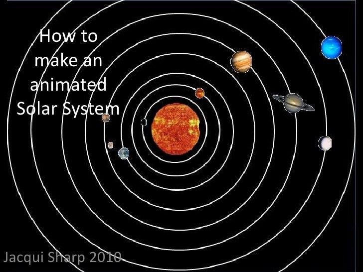solar system moving - photo #18