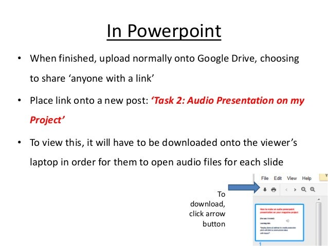 how to make an arrow appear and then disappear powerpoint