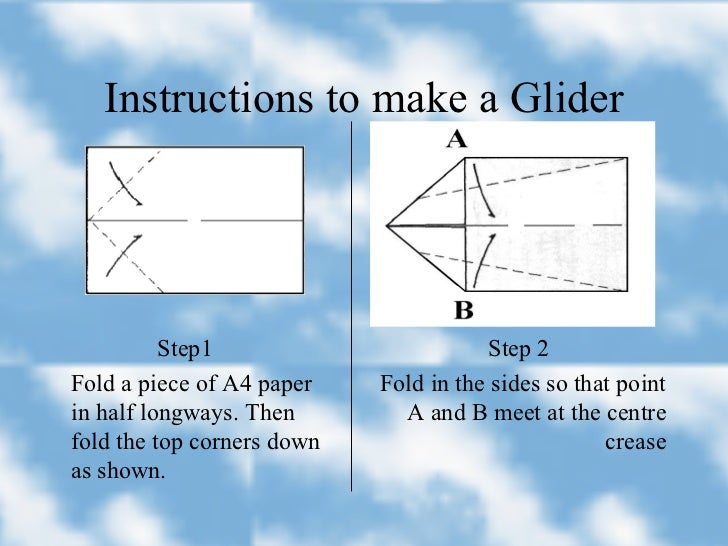 How to Make a Fast Paper Airplane: 15 Steps (with Pictures) | 546x728