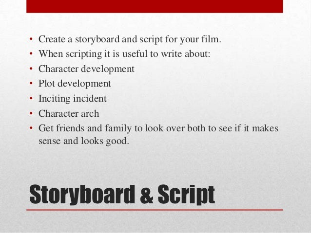 how to write a short film You must work backwards it is the only way to write a documentary script once you have collected your research, data, and interviews, only then can you write the script.