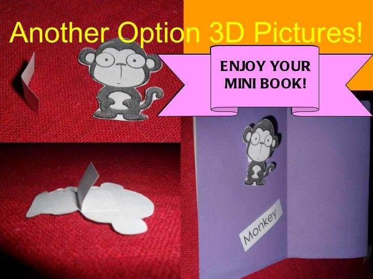 How To Make A Book Mini ~ How to make a short mini book