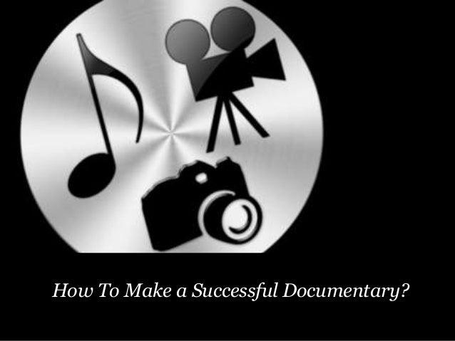 how to make a documentary intro