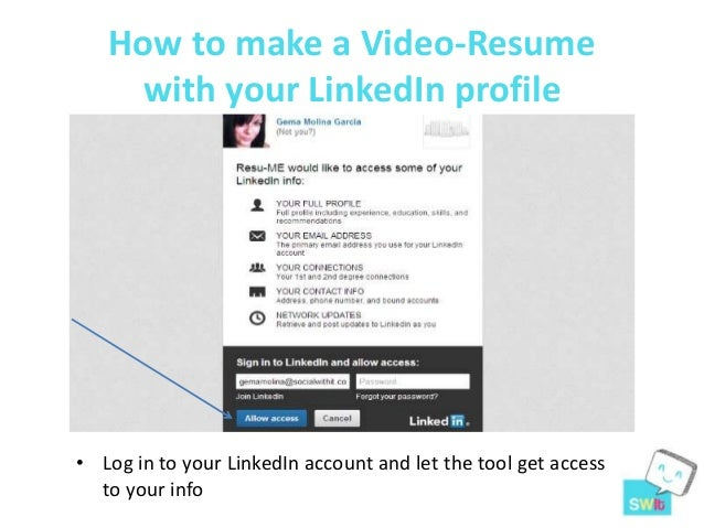3. How To Make A Video Resume ...  Video Resume Website