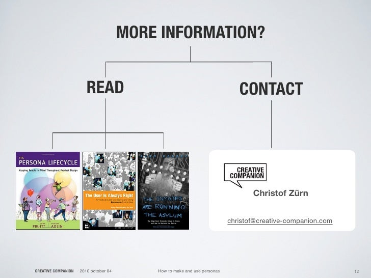 MORE INFORMATION?                           READ                                                 CONTACT                  ...