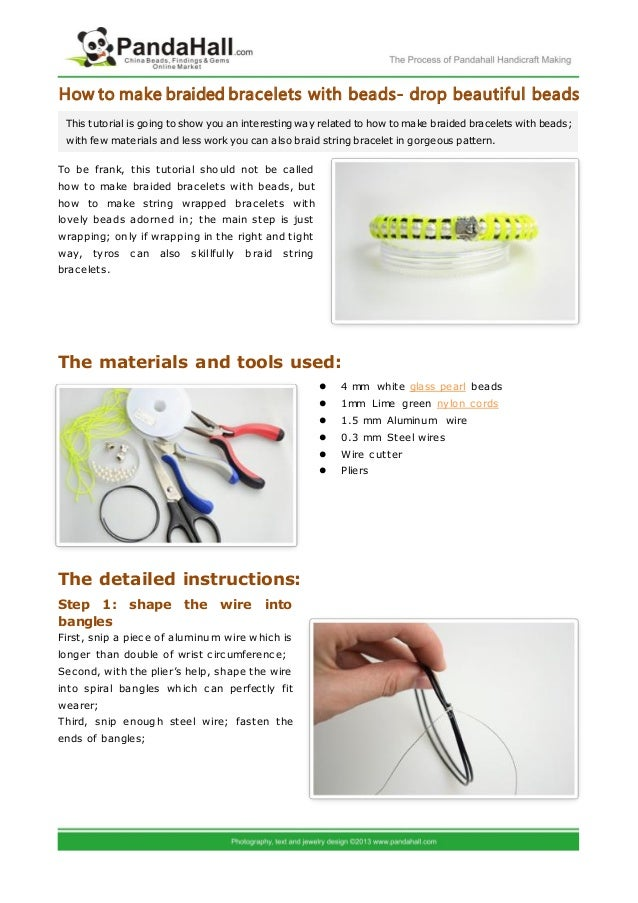 how to make name bracelets with beads