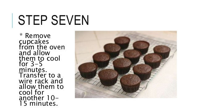 how to make chocolate cupcakes step by step