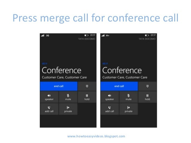 how to make conference call in whatsapp