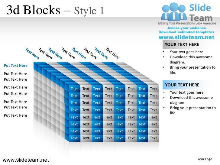 How to make create 3d cubes building blocks stacked building blocks l… - 웹
