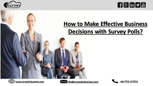how to make effective career decisions