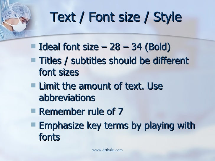 what is the size of a powerpoint slide