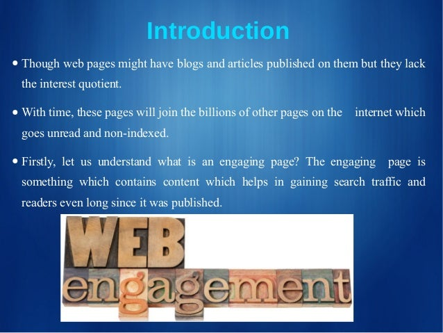 how to make your web page