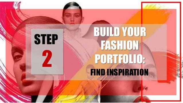 How To Make Fashion Design Portfolio