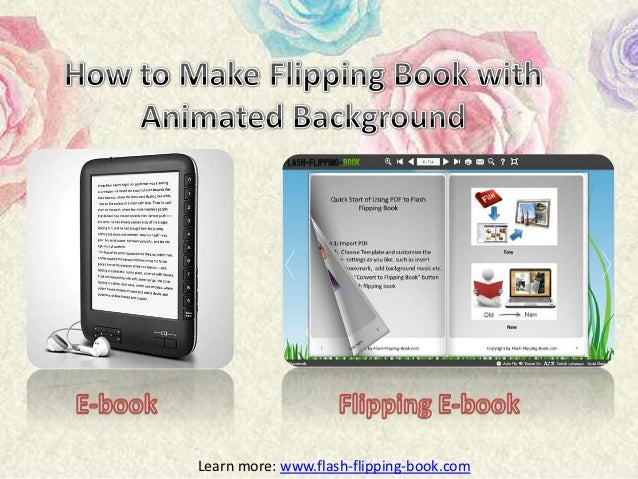 Flash Flip Book Maker