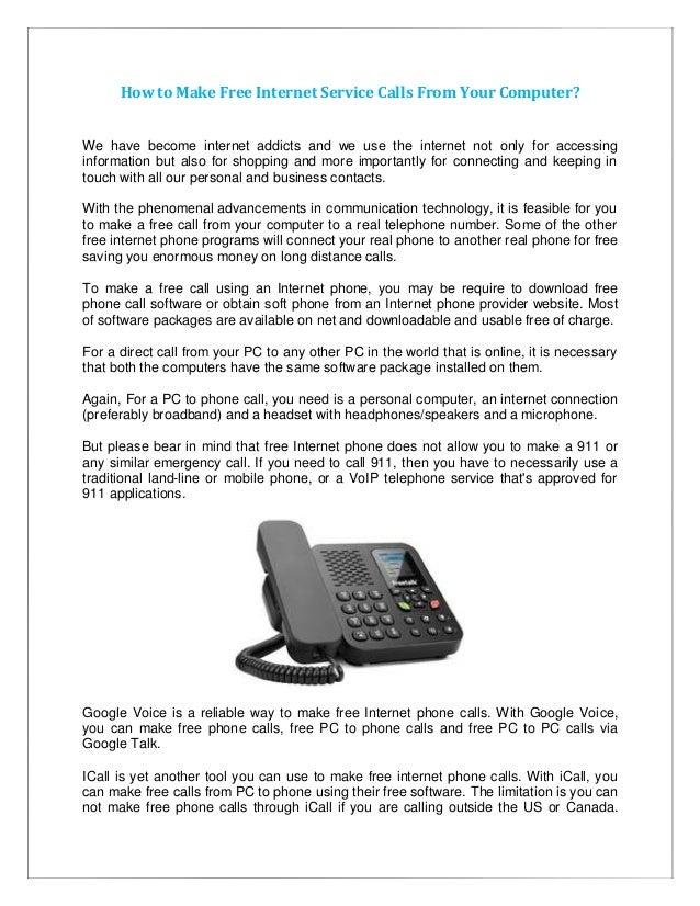 icall internet phone
