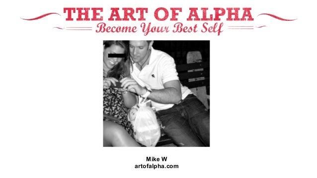 Mike W  artofalpha.com