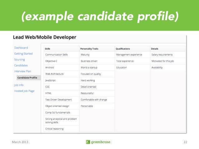 Optimum performance profile   sample reports   optimum performance.
