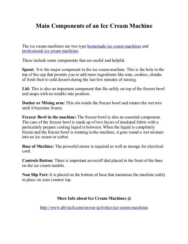 How to make ice cream with ice cream machine ice cream machines 3 ccuart Gallery