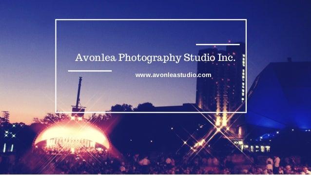 Avonlea Photography Studio Inc. www.avonleastudio.com