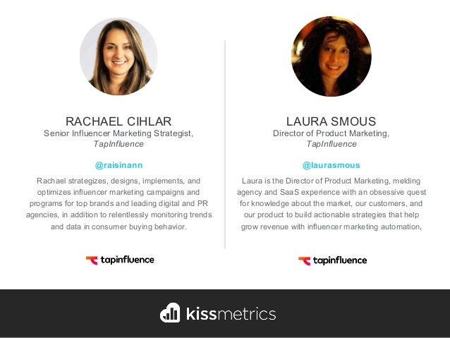 Rachael strategizes, designs, implements, and optimizes influencer marketing campaigns and programs for top brands and lea...