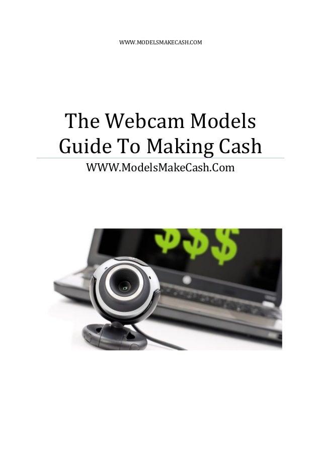 Make money as a webcam model