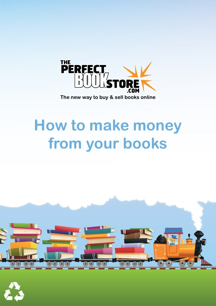 The new way to buy & sell books online     How to make money  from your books