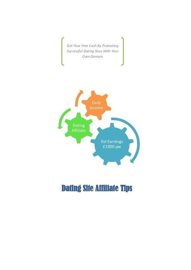 Dating Affiliate Programs - High Paying Affiliate Programs