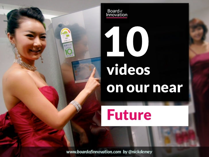 10videos                  on our near                  Futurewww.boardofinnovation.com by @nickdemey