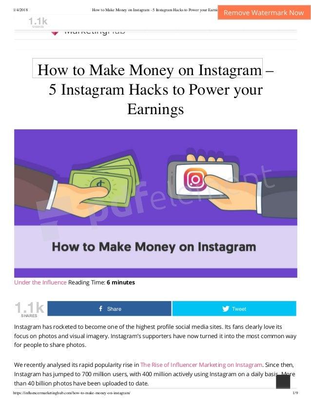 signing up for instagram