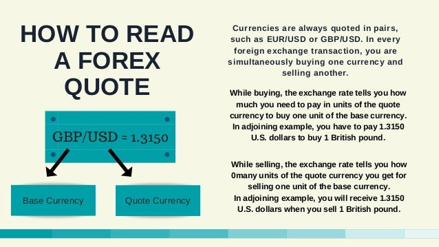 How to earn through forex trading