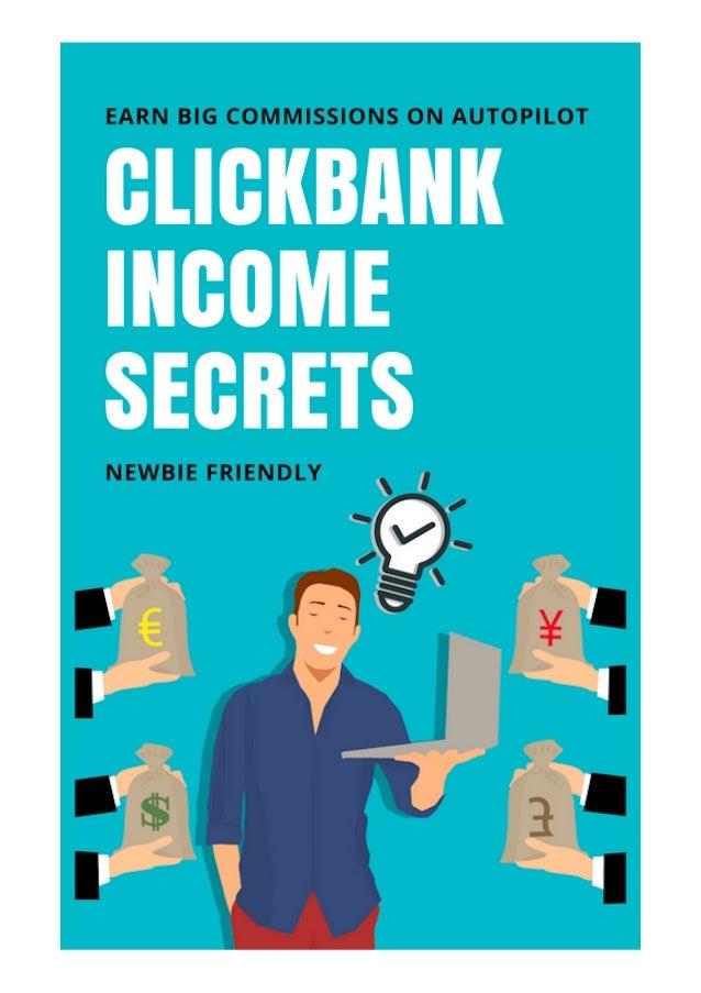 CLICKBANKINCOMESECRETS      EarnBigCommissionsFromClickBankOn Autopilot   www.CBPassiveIncome.com    ...