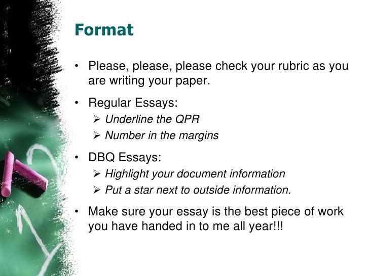 Make my essay better