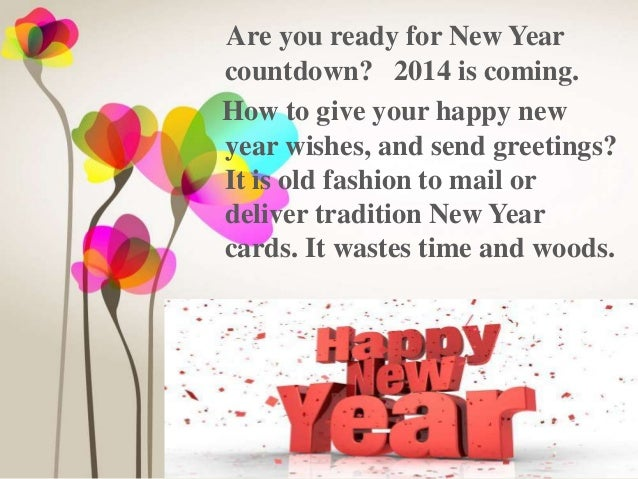 3 Steps to Make Pageflip Digital New Year Greeting Cards ...