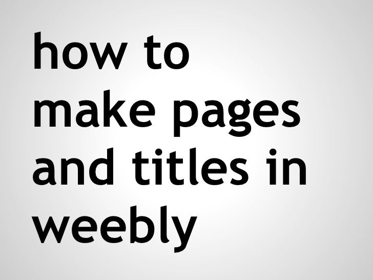 how to make a title page in apa format How to make headers for apa this allows you to follow apa's rules and have your title page be using hanging indents to format your reference list is a.