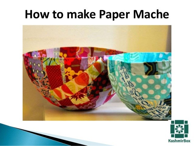 Tips for Painting Paper Mache • Vicki O'Dell | 479x638