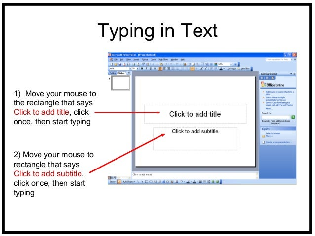 how to choose a picture as ppt slide