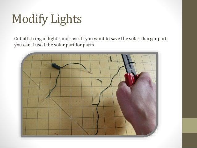 5 modify lights