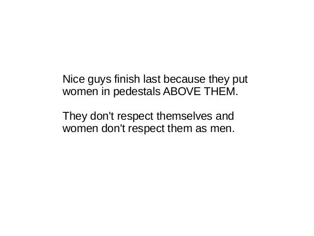 what makes a man respect a woman