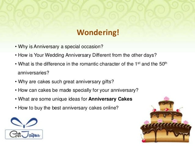 What is your anniversary