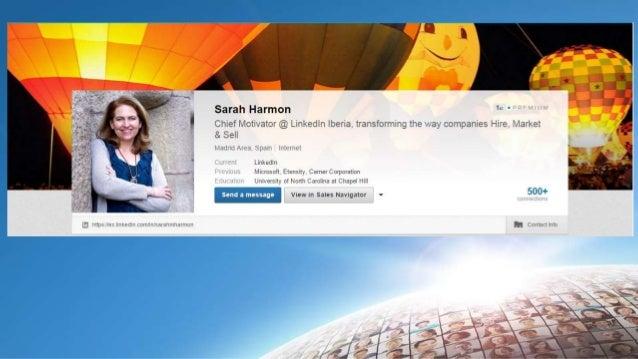 XVI Congresso Nacional do Marketing - Sarah Harmon //How to Make your CEO Social s harmon Slide 2