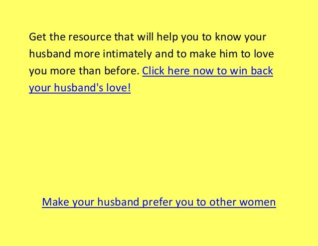 How to know if your husband is on dating sites