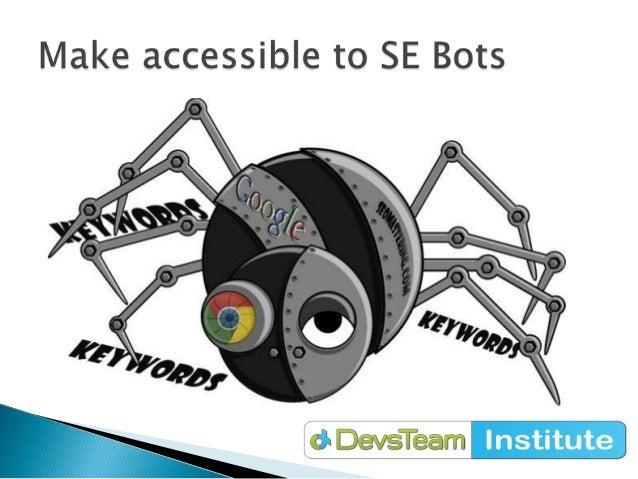 how to create seo friendly website