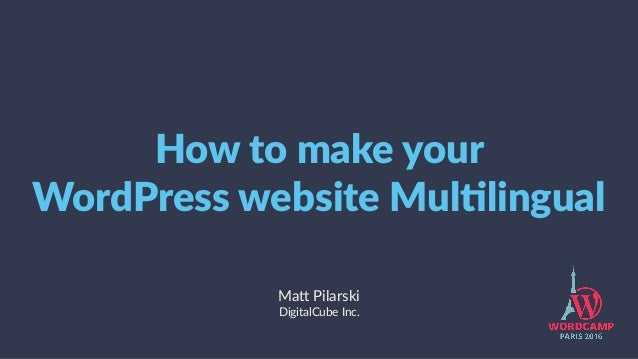 Ma# Pilarski