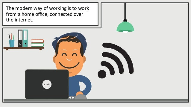 How to Manage a Business Remotely Slide 2